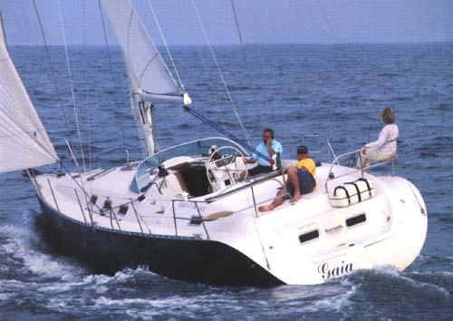 Cantieri Estensi Queentime 44 CC (Sailing Yacht)