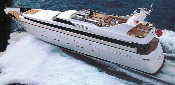 Cantieri Di Pisa Akhir 100 <strong>Unica</strong> (Motor Yacht)