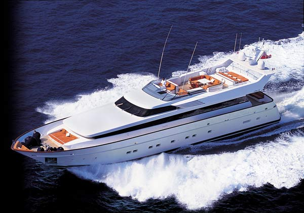 Cantieri Di Pisa Akhir 110 <strong>Luna Sea</strong> (Motor Yacht)
