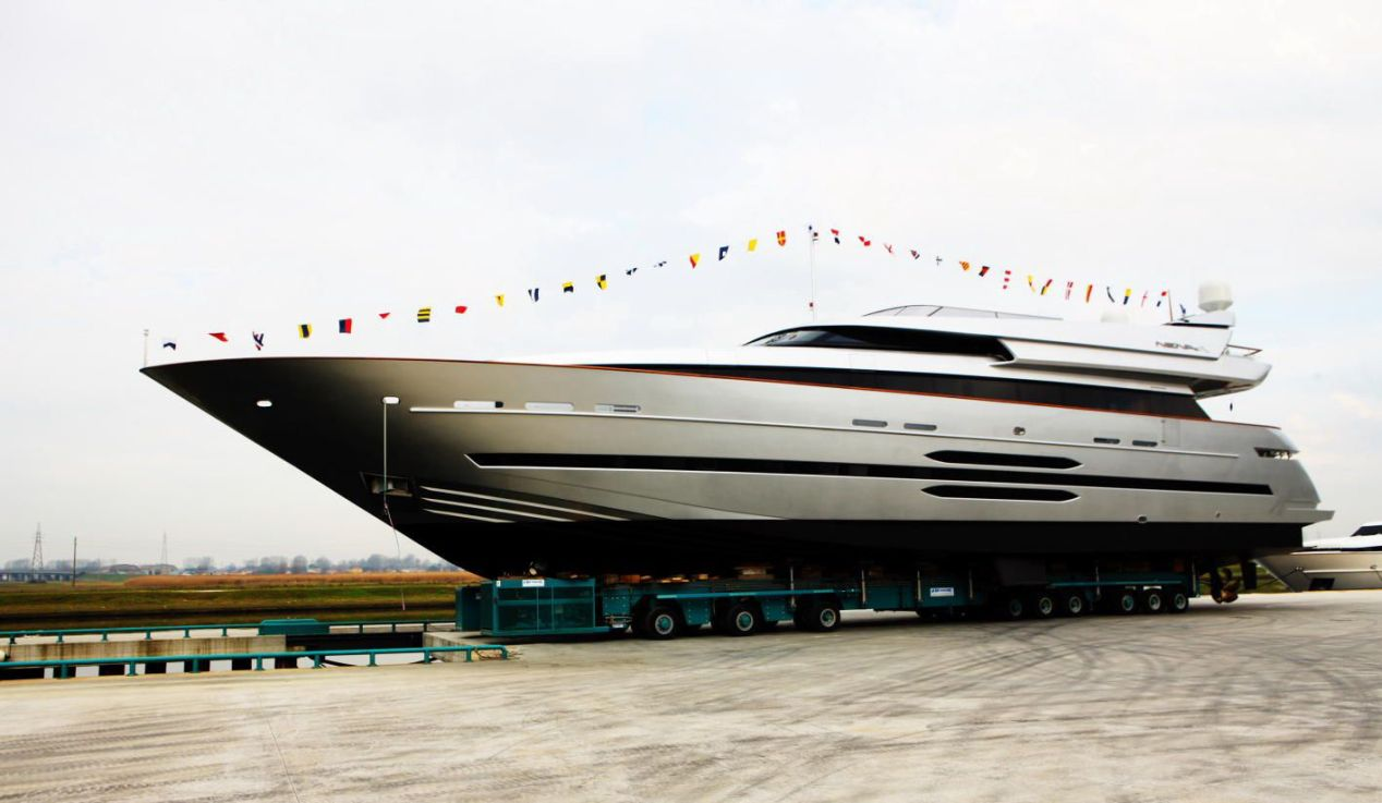 Cantieri Di Pisa Akhir 118 <strong>Nena</strong> (Motor Yacht)