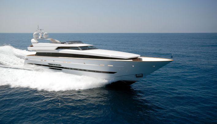 Cantieri Di Pisa Akhir 135 (Motor Yacht)