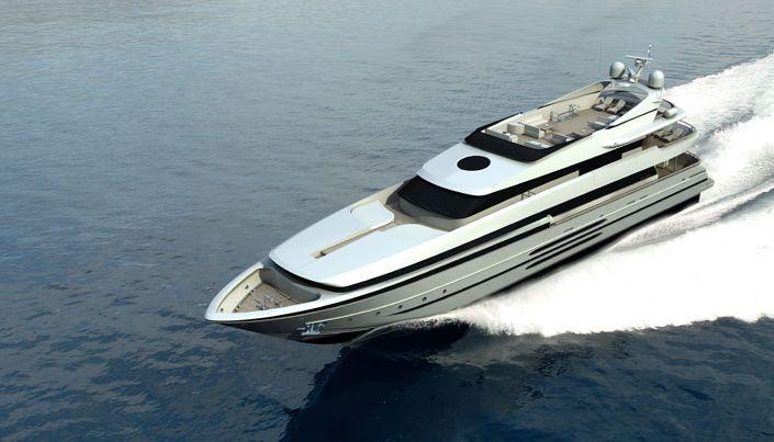 Cantieri Di Pisa Akhir 153 (Motor Yacht)