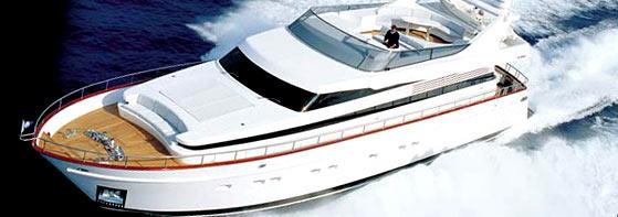 Cantieri Di Pisa Akhir 85 (Motor Yacht)