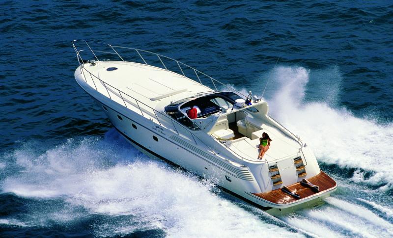 Cantieri di Sarnico Sarnico 58 (Sport / Motor Yacht)