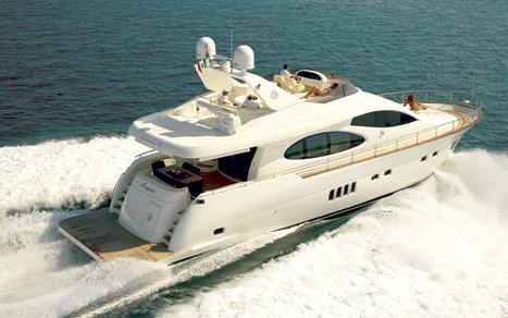 Carnevali 72 (Fly / Motor Yacht)