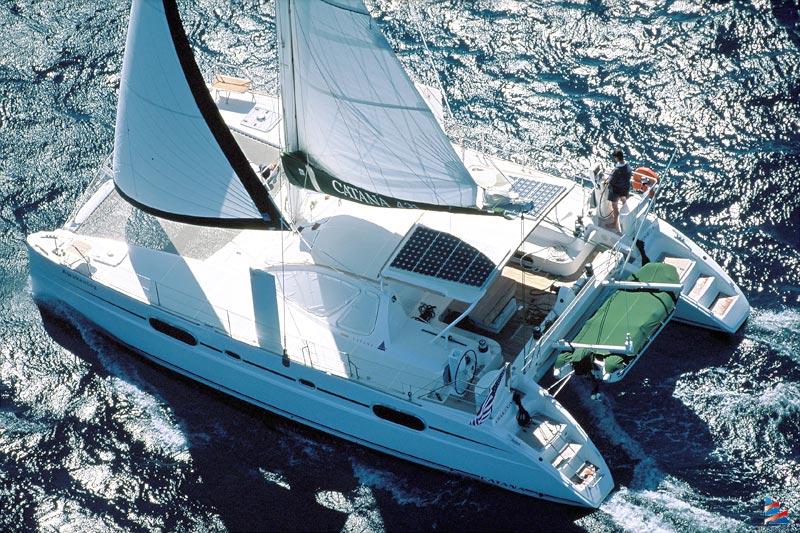 Catana 43 Ocean Class (Voilier)