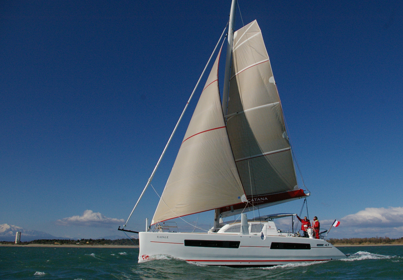 Catana 47 Carbon Infusion (Voilier)