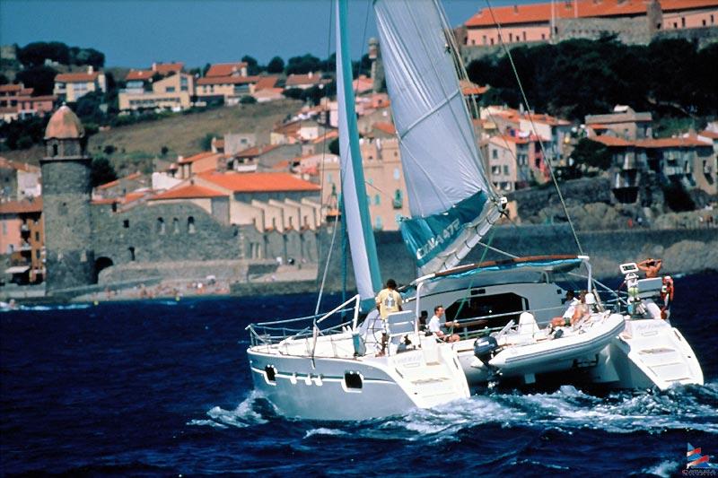 Catana 47 Ocean Class (Voilier)