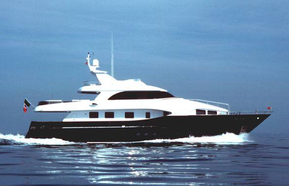 Cbi Navi <strong>Bendycta</strong> (Motor Yacht)