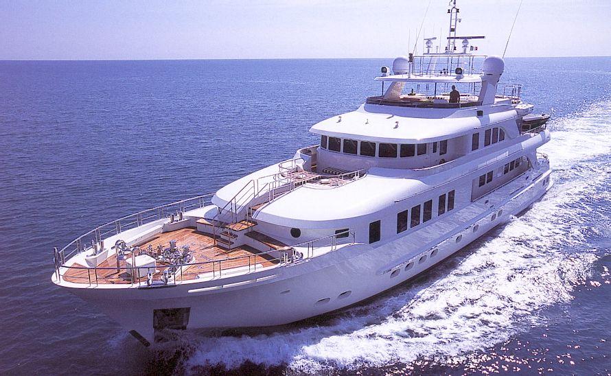 Cbi Navi <strong>Metsuyan IV</strong> (Motor Yacht)