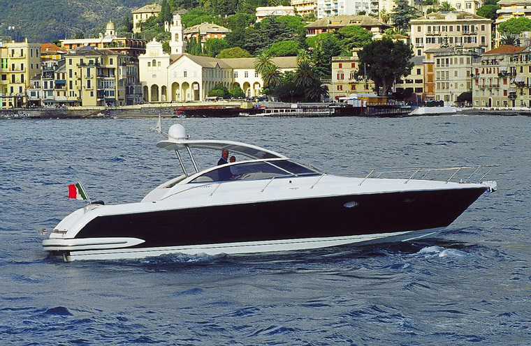 Cerri Yachts 40 (Power Boat)