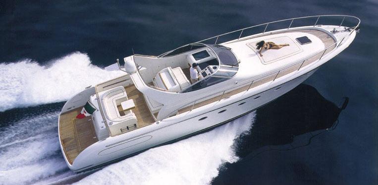 Cerri Yachts 52 (Open / Motor Yacht)