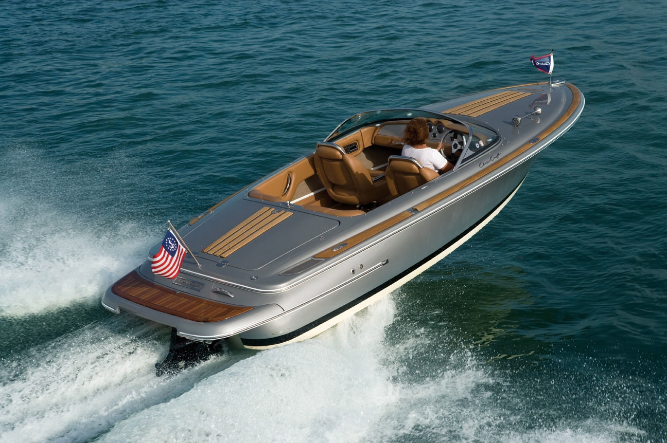 Chris-Craft Bullet 20 (Runabout)