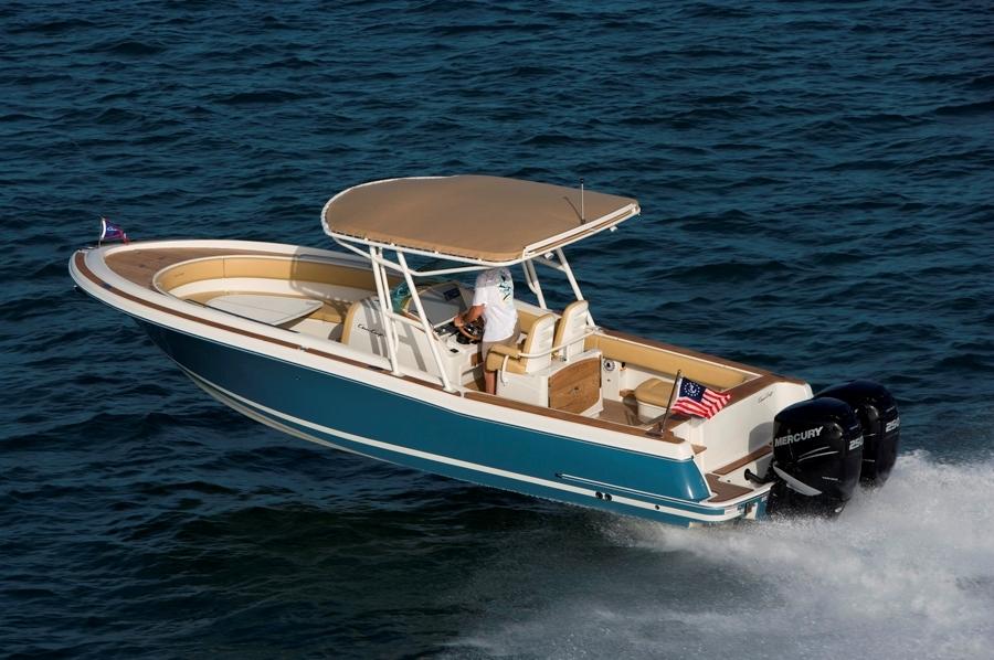 Chris-Craft Catalina 29 Sun Tender (Pêche)