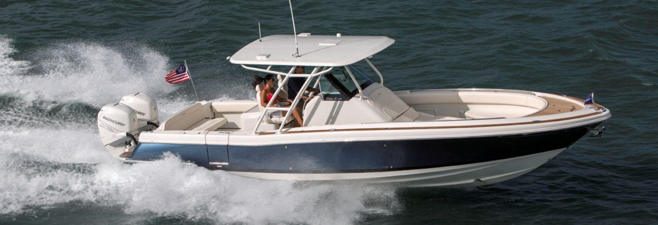 Chris-Craft Catalina 34 (Pêche)