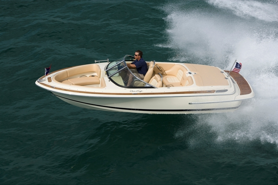 Chris-Craft Launch 20 (Runabout)
