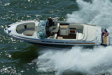 Chris-Craft Launch 25 (Runabout)