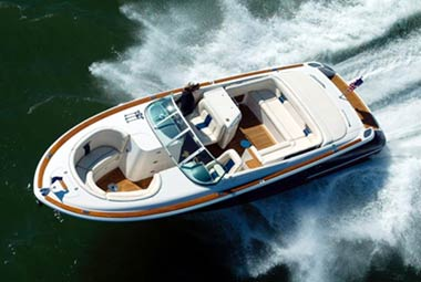 Chris-Craft Launch 28 (Runabout)
