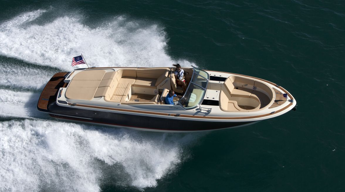 Chris-Craft Launch 32 (Runabout)