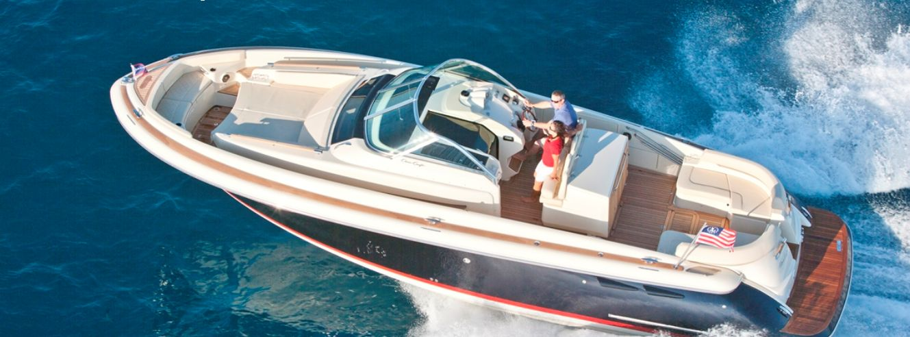 Chris-Craft Launch 36 (Runabout)