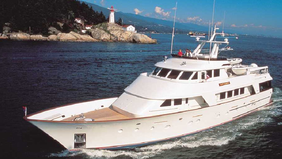 Christensen Shipyards <strong>Bah Hambug</strong> (Motor Yacht)