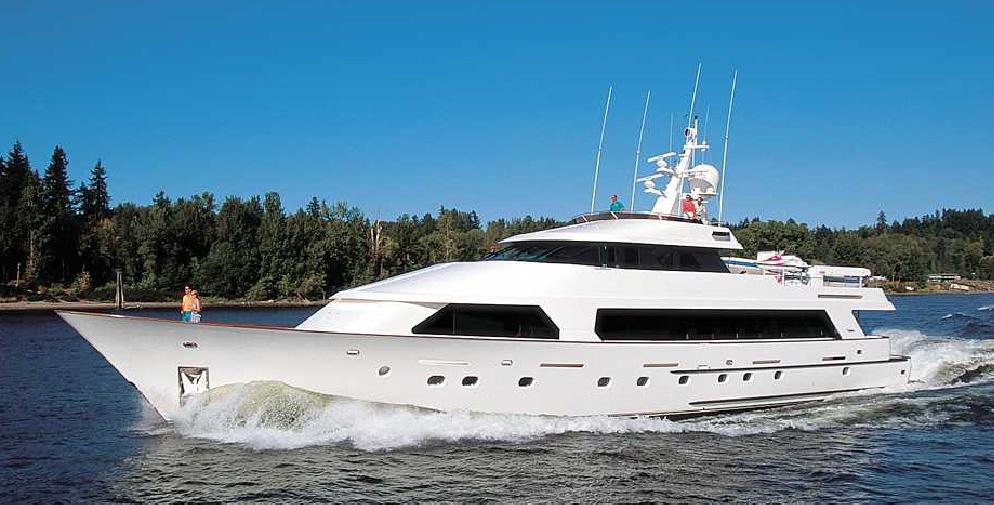 Christensen Shipyards <strong>Emerald Isle</strong> (Motor Yacht)