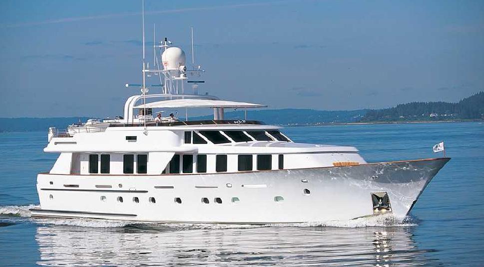 Christensen Shipyards <strong>Exuma C</strong> (Motor Yacht)