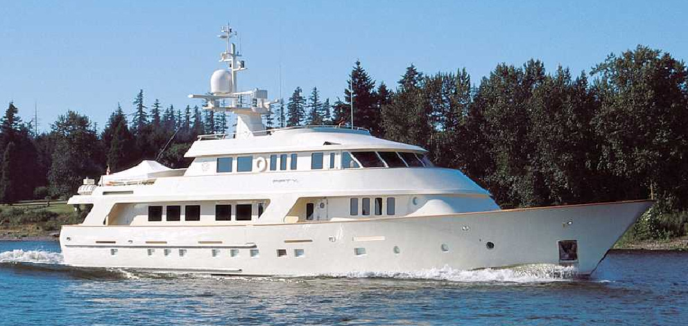 Christensen Shipyards <strong>Fifty one</strong> (Motor Yacht)