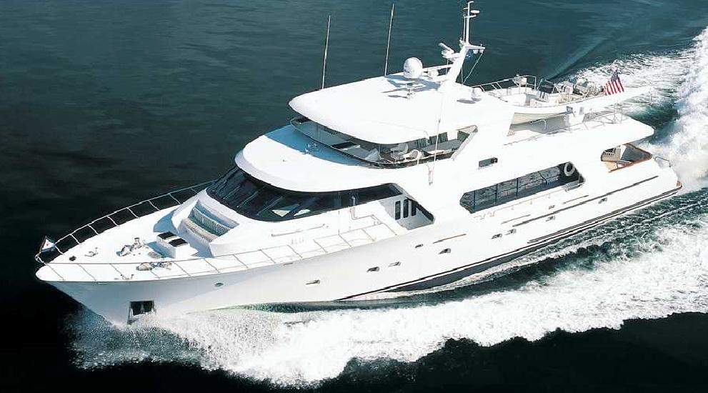 Christensen Shipyards <strong>Kingfish</strong> (Motor Yacht)