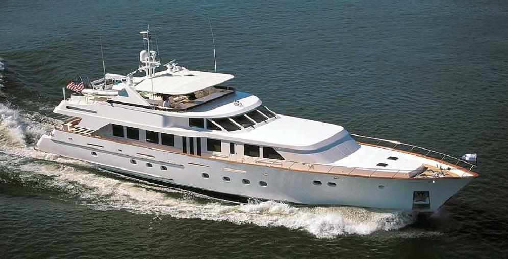 Christensen Shipyards <strong>Lady Wanda</strong> (Motor Yacht)