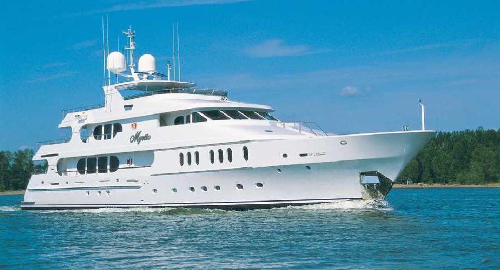 Christensen Shipyards <strong>Mystic</strong> (Motor Yacht)