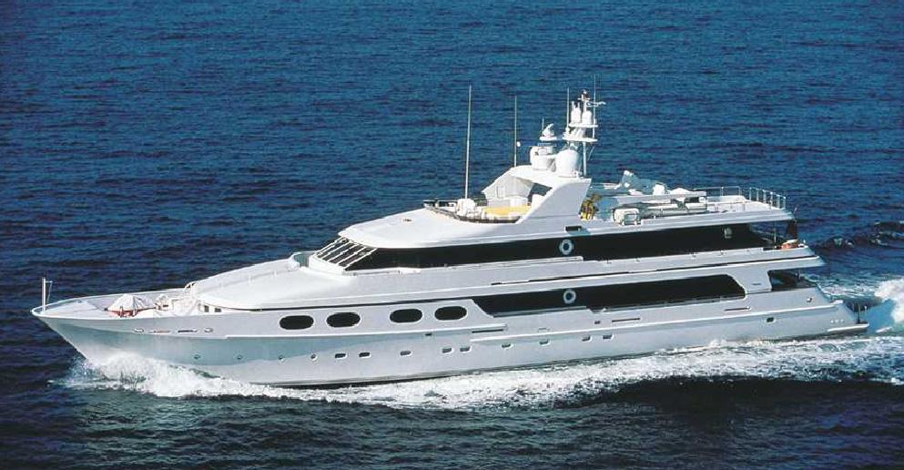 Christensen Shipyards <strong>Silver Lining</strong> (Motor Yacht)