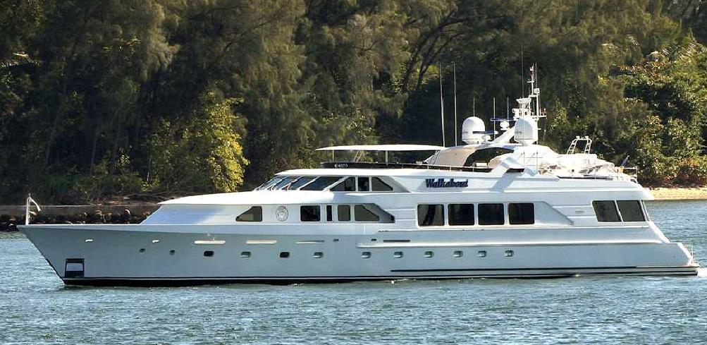 Christensen Shipyards <strong>Walkabout</strong> (Motor Yacht)