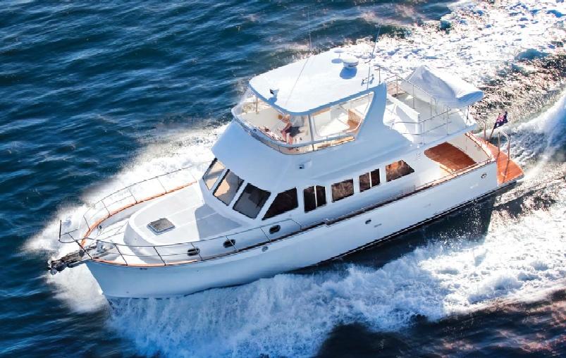 Clipper Motor Yachts Cordova 45 (Fly / Motor Yacht)