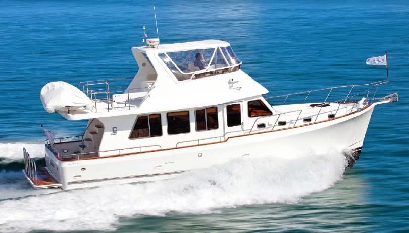 Clipper Motor Yachts Cordova 48 (Fly / Motor Yacht)