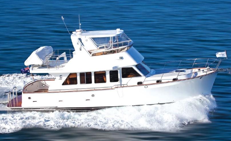 Clipper Motor Yachts Cordova 52 (Fly / Motor Yacht)