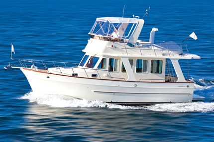 Clipper Motor Yachts Heritage 36 (Trawler)
