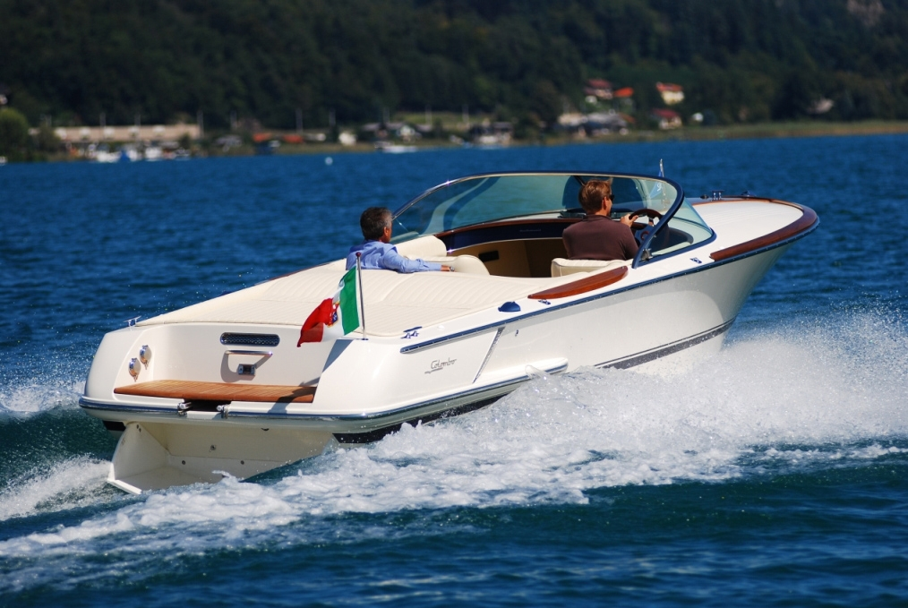 Colombo Super Indios 24 Electric (Runabout)