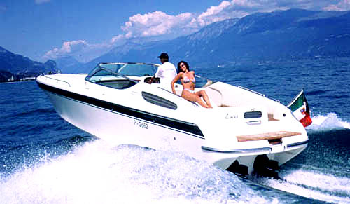 Colombo Noblesse 30 (Day cruiser)