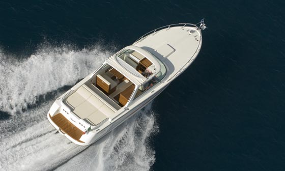 Colombo Super Indios 32 HT (Day cruiser)