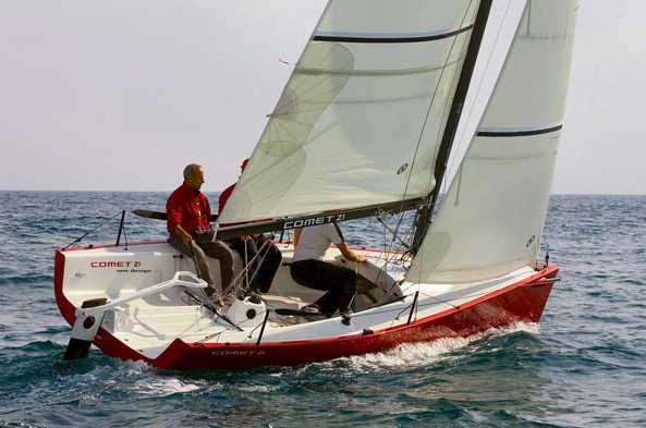 Comar Yachts Comet 21 (Sailing Yacht)