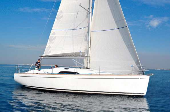 Comar Yachts Comet 35 (Sailing Yacht)