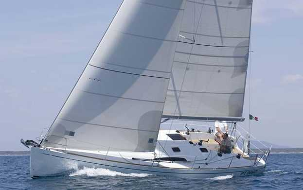Comar Yachts Comet 38S (Sailing Yacht)