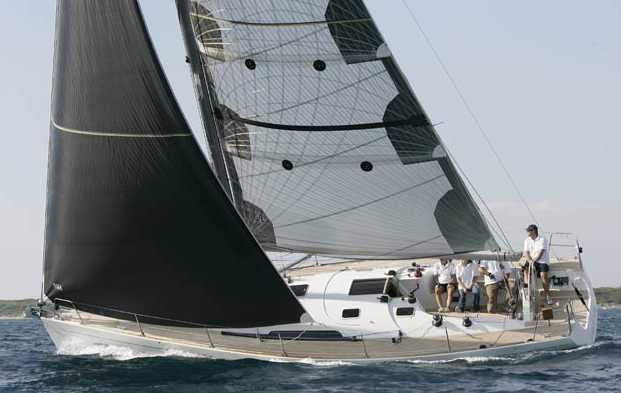 Comar Yachts Comet 41S (Sailing Yacht)