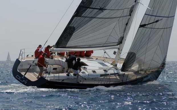 Comar Yachts Comet 51S (Sailing Yacht)