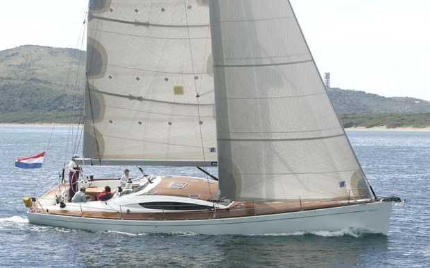 Comar Yachts Comet 52 (Sailing Yacht)