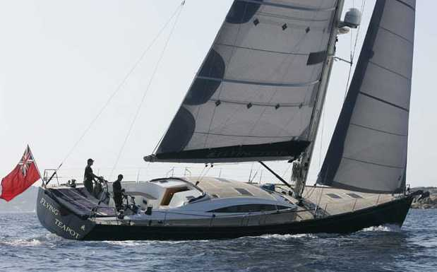 Comar Yachts Comet 62 (Sailing Yacht)