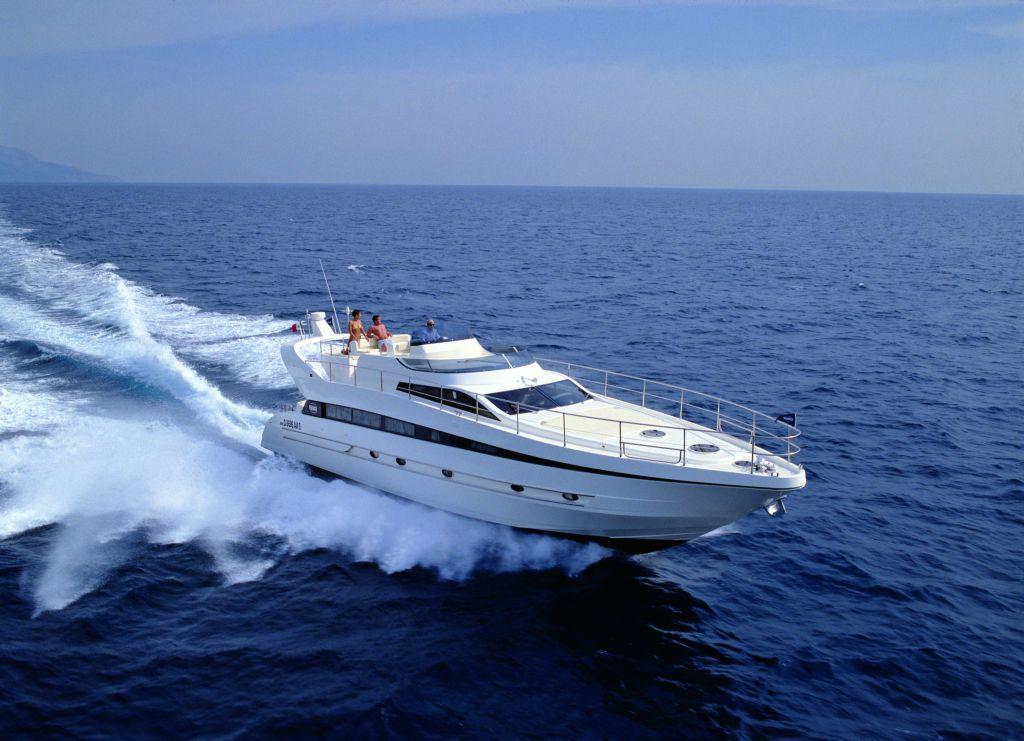 Conam 60 Widebody (Fly / Motor Yacht)