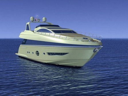 Conam 65 Widebody (Fly / Motor Yacht)