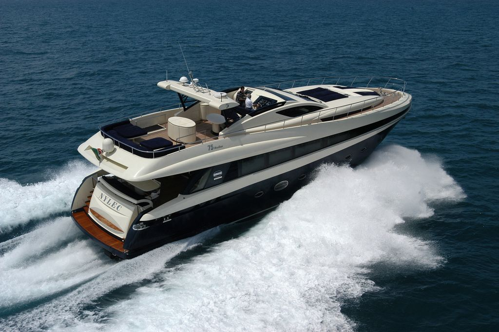 Conam 75 Widebody (Fly / Motor Yacht)